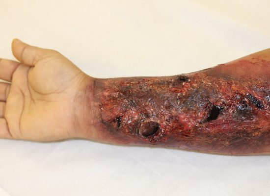 Special Effects (SFX) Makeup Demo_1