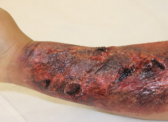 Special Effects (SFX) Makeup Demo_2