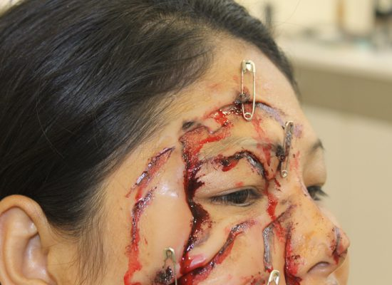 Special Effects (SFX) Makeup Demo_2_