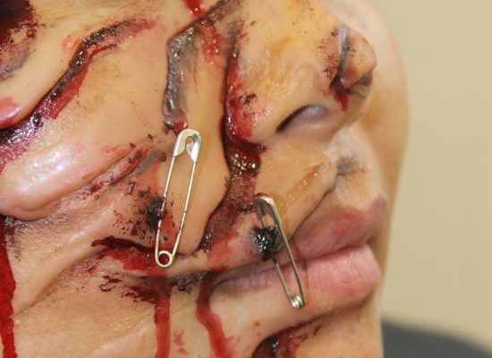 Special Effects (SFX) Makeup Demo_3_