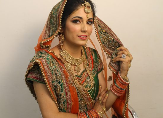 Traditional Bride Makeup Demo_4